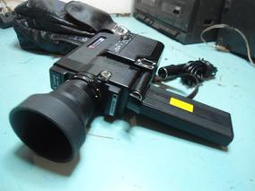 Filmadora Canon Canosound 514xl-s Com Bolsa E Acessórios- E