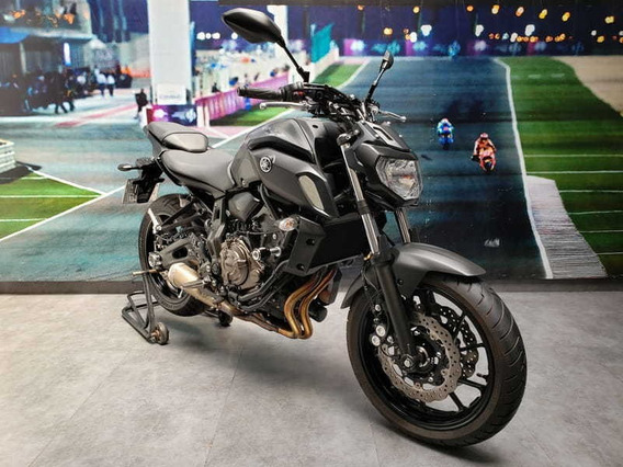 Yamaha Mt 07 Abs 2018/2019
