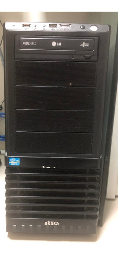 Cpu Core I5-3330-3.0ghz-4gb Ram Hd 500gb + Monitor LG 22
