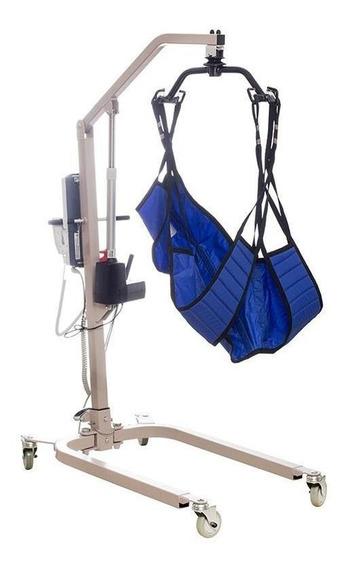 Grua Electrica Para Transporte De Pacientes 180 Kg - Reactiv