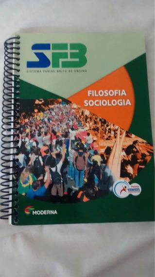 Caderno De Filosofia E Sociologia, Teoria E Exercício