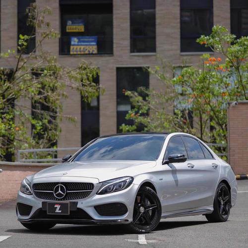 Mercedes-benz Clase C 450 Amg