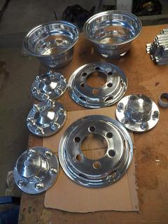 Copas En Aluminio De Rin Para Npr Camion