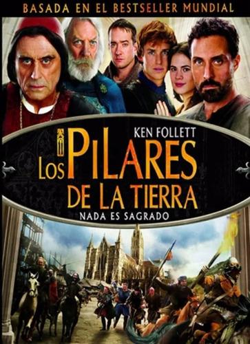 Imagen 1 de 2 de Los Pilares De La Tierra, Nada Es Sagrado. En Dvd 2 Discos
