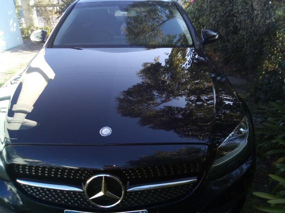 Mercedes-benz Clase C 1.8 C200 City Cgi B.efficiency 2014