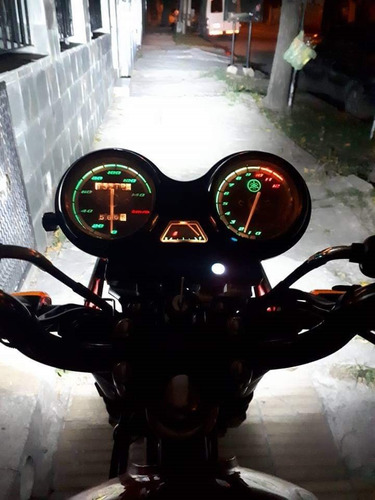 Bi Led Cree Moto S6 16000 Lumens H4 O Hs1 Alta Baja Honda Yamaha Suzuki Kawazaki Ktm Rouser Benelli Motomel Zanella