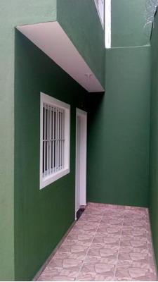 Sobrado Para Locação Em Poá, Vila Perreli, 2 Dormitórios, 2 Banheiros, 1 Vaga - 788274