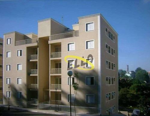 Imagem 1 de 17 de Resort Da Granja - Ótimo Apto 2 Dorms Em Condomínio Seguro E Com Lazer! - Ap2231