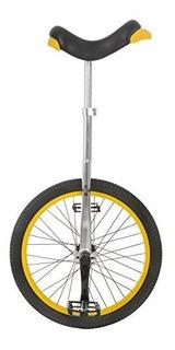 Diversion 20 Pulgadas Rueda Pro Aluminio Chrome Unicycle