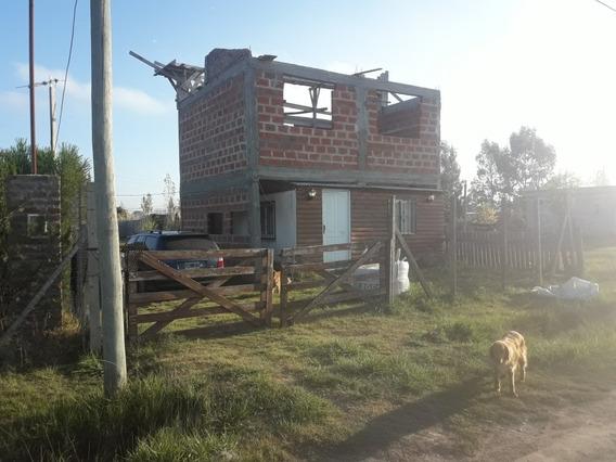 Vendo Terreno Con Construcción Quinchoy Pileta En Domselaar