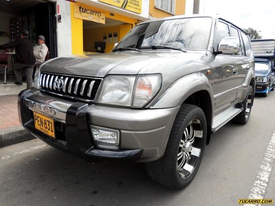 Toyota Prado Vx Aa Mt 4x4 Fe