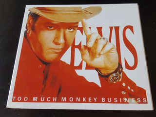 Elvis Presley - Too Much Monkey Business Ftd Cd