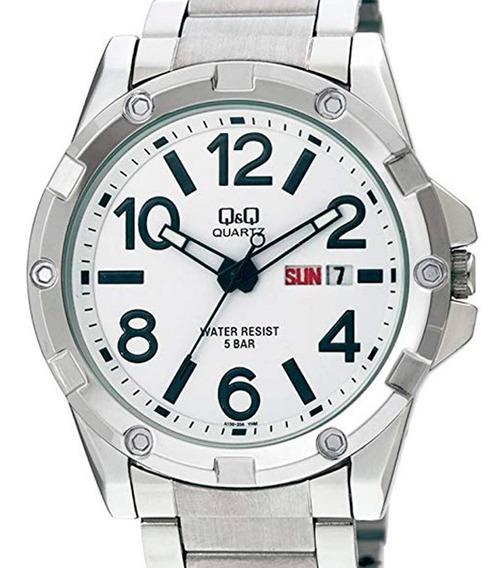 Relógio Q&q By Japan Masculino A150j204y C/ Garantia E Nf
