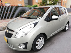 Chevrolet Spark Gt Full Equipo 1200 Cc M/t Aa 2012