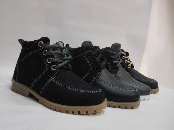 Calzado O Zapatos Botines Para Niños Pikolino