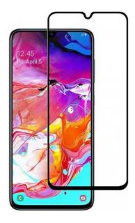 Samsung Galaxy A70 Vidrio Templado Completo Full 9h 5d