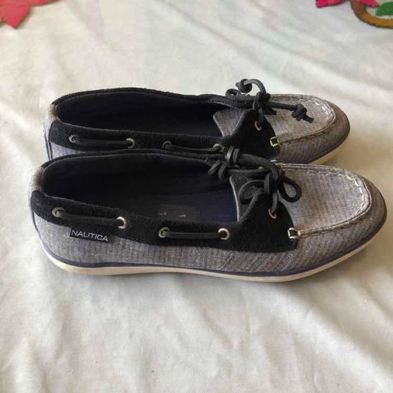 Zapatos Náutica Mujer Usados Talla 4