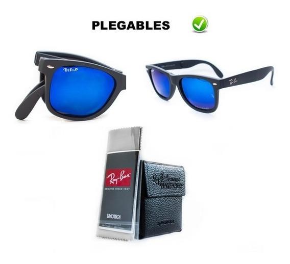tienda de liquidación 9a1d6 2ccdf Gafas Ray Ban Plegables - Gafas De Sol Ray-Ban en Mercado ...