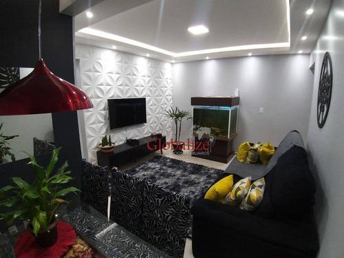 Imagem 1 de 30 de Apartamento Com 2 Dormitórios À Venda, 79 M² Por R$ 460.000,00 - Macuco - Santos/sp - Ap0993