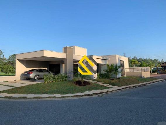 Casa À Venda, 169 M² Por R$ 750.000,00 - Condomínio Sunlake - Sorocaba/sp - Ca1347