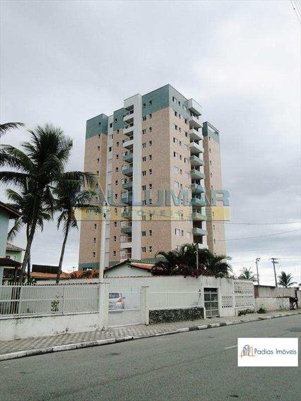 Apartamento Com 3 Dorms, Vila São Paulo, Mongaguá - R$ 550.000,00, 102,58m² - Codigo: 784400 - V784400