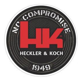 Adesivo Hk Heckler Koch 2 Adesivo Externo