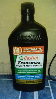 Aceite Castrol Transmax
