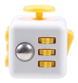 Fidget Cube Cubo Antiestres Relajante Llavero