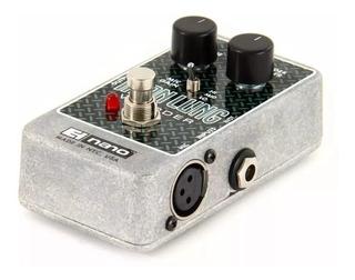Electro Harmonix Iron Lung Pedal Vocoder Para Guitarra Voz C