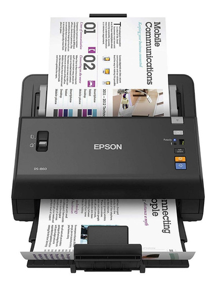 Scanner Epson Ds-860 Workforce 65ppm