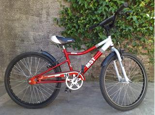Bicicleta Musetta Viper Rodado 24