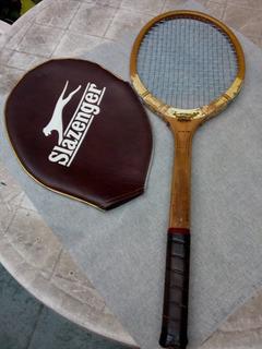 Raqueta Madera Spalding L.69 Rosie Casals Impact 336