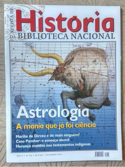 Revista De História Da Biblioteca Nacional - Astrologia