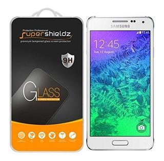Paquete De 2 Supershieldz Para Samsung Galaxy Alpha Protecto