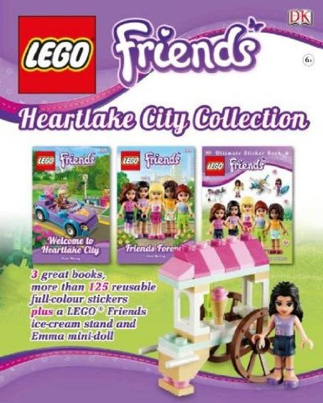 Lego Friends - Heartlake City Collection - Dk - Dorling Kind