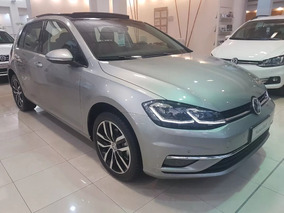 Okm Volkswagen Golf Highline 1.4tsi My18 Linea Nueva Tasa 0%
