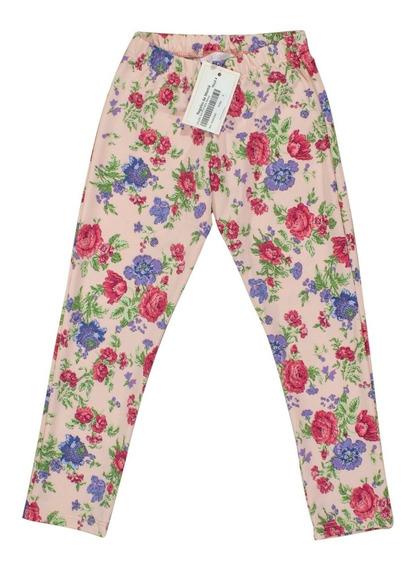 Calzas Nenas Nucleo Microfibra Flores. Regalosdemama