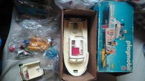 Coleção Playmobil Estrela - Guarda Costeira