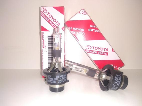 Par Lâmpadas D4r 4300k Toyota Corolla Seg/altis Genuína
