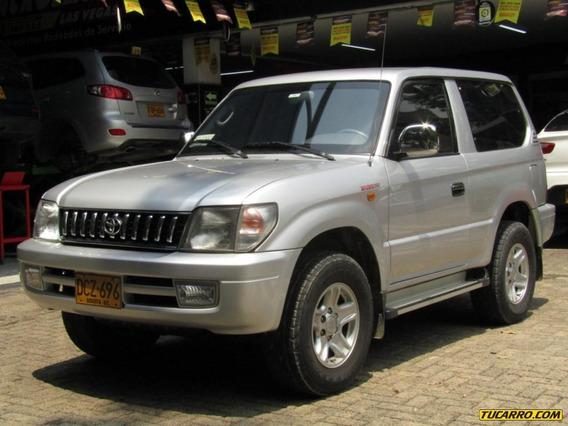 Toyota Prado Gx Sumo 2700 Cc Mt