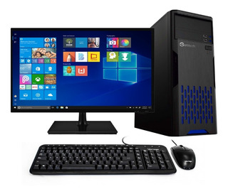 Computadora Pc Xtreme Amd Fx A10 8800e 4gb 500gb Led 19.5