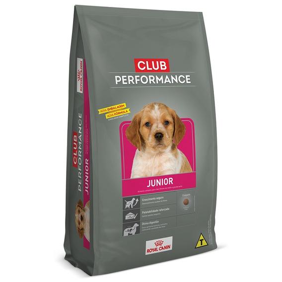 Ração Royal Canin Club Performance Junior Cães Filhotes - 15kg