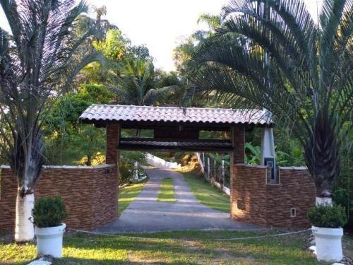 Chácara À Venda Localizada Na Fazenda São José. Ref.1048 M H