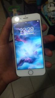 Apple iPhone 8 - Plata - 64 Gb