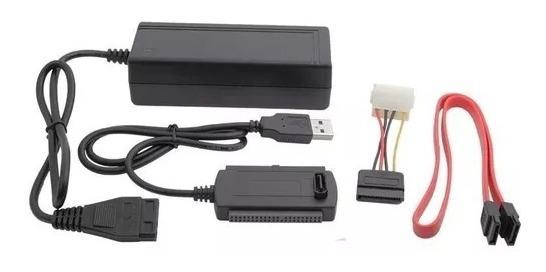 Cable Adaptador Usb Discos Duros De Pc Y Notebook Ide Y Sata
