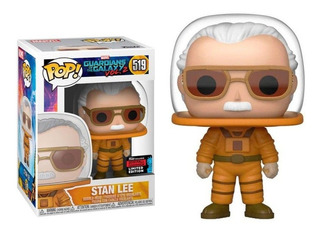 Funko Pop Marvel - Stan Lee 519 - Exclusivo - Original