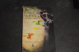 Orquídea Negra Neil Gaiman Hq Graphic Novel