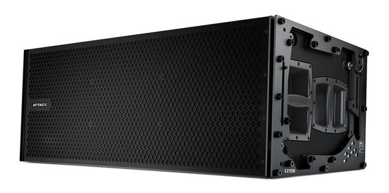 Line Array Fal 2x12 Pol 2000w Vertcon L 212 D - Attack