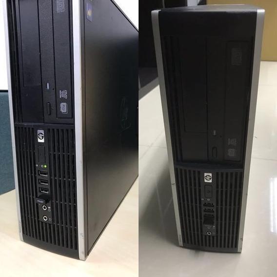 Desktop Hp 6005 Sff 2gb Hd500gb Com Wi-fi Usb
