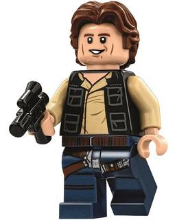 Dos Minifiguras Lego Star Wars Grievous Darth Vader Yoda